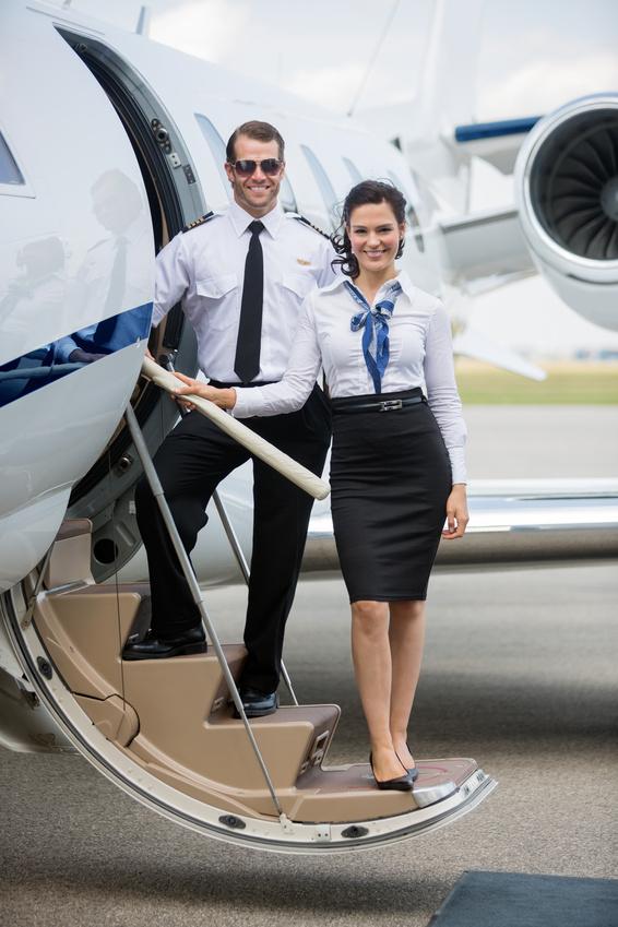 pilot dating stewardess